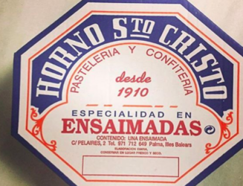 Spanish Food Series Part IV: Ensaimadas